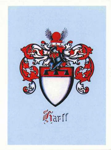 Hurff Family Coat of Arms