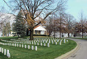 Leavenworth Natl Cemetery
