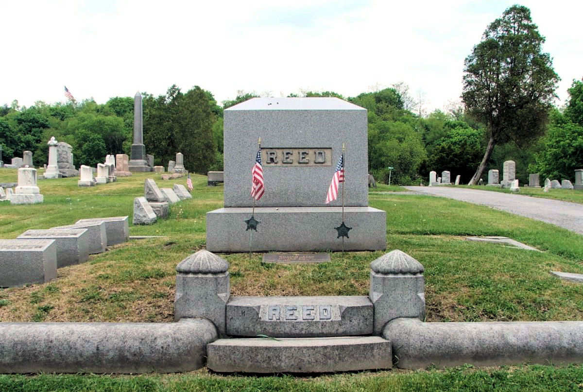 Reed Family Plot