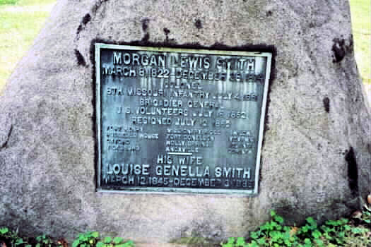 Smith Grave Marker