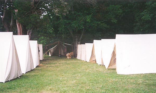 Encampment at Shiloh